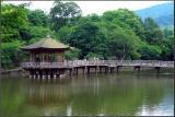 Bride over pond - Nara