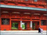 Big gate - Koya-san