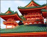 Heian Shrine - detail