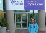 WESTERN CAROLINA UNIVERSITY OPEN HOUSE