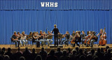 WEST HENDERSON HIGH SCHOOL ORCHESTRA  -  SPRING CONCERT  -  ISO 800
