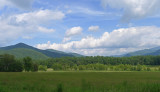 CADES COVE - A BEAUTIFUL VALLEY