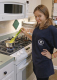CHEF-IN-TRAINING?  -  ISO 400