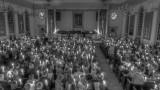 CHRISTMAS EVE SERVICE  -  ISO 800  -  HIGH DYNAMIC RANGE IMAGE