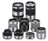 CURRENTLY AVAILABLE LENSES FOR THE SONY NEX-7 CAMERA