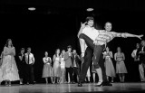 GREASE  -  ISO 1600  -  SONY/ZEISS 24mm f/1.8 LENS  -  PREVIOUS IMAGE CONVERTED TO B&W