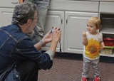ONLY 14-MONTHS OLD AND ANNA IS ALREADY ATTRACTING THE PAPARAZZI!