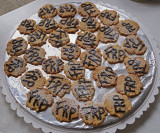 SOME SPECIAL FLAT ROCK PLAYHOUSE (FRP) COOKIES