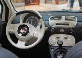FIAT 500C LOUNGE CABRIO  -  INTERIOR