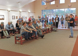 JURIED PHOTO SHOW OPENING AT GRACE COMMUNITY CHURCH  -  ISO 1600