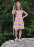 GRANDDAUGHTER KATIE ON A WALKABOUT  -  TAKEN WITH A SONY/ZEISS 50mm f/1.8 E-MOUNT LENS