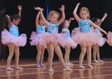 BEGINNING BALLET CLASS PERFORMS  -  TAKEN WITH A SONY 18-200mm E-MOUNT LENS