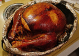 MAGNIFICENT 21-POUND (9.7 kg) TURKEY  -  TAKEN WITH A SONY/ZEISS 24mm f/1.8 E-MOUNT LENS