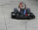 ANOTHER FUTURE NASCAR DRIVER? - ISO 400