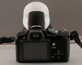 FLASH DIFFUSER - PASTRY CUP - A SECOND VIEW