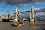 Tower Bridge Late Afternoon