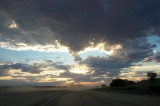 Twee Rivieren sunset