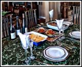 Friday Night Dinner at Eldar's