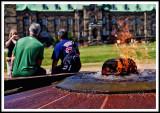 Parliament Centennial Flame