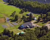 Aerial View of the JCC Camp at Daleville