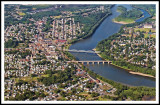 Pittston Bridges - A View from Higher Up