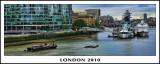 Lots of Stuff Along the Thames