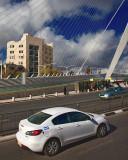 9431 - Thrifty Rental Crossing That Bridge in Jerusalem
