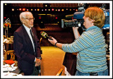 Eli Wallach Interview at the Jewish Film Festival
