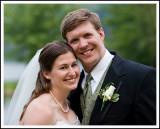 Wedding Portrait - Michelle and Mat
