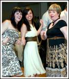 Three Happy Dancers