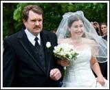 The Dad Escorts the Bride