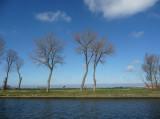 Entre Bruges et Ostende.