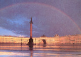 St. Petersburg,  palace square