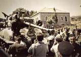 1967--captured jordanian tank