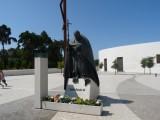John Paul II Monument in Fatima