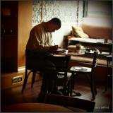 Guy In Coffee Shop