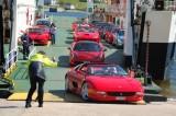 Ferraris visit Bute