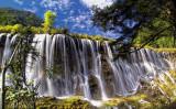 Nuorilong Waterfall