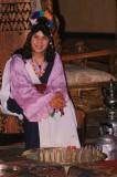 Tea maker - Vendedora de te en Boulamane Dades