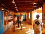 Los campos de trabajo permite hacer visitas a centros culturales y museos