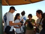 Las Torres de Observacion del Delta ofrecen una gran prespectiva para ver el paisaje y algunas aves