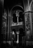 Interior of the church o Agios Dionysios located at central Athens