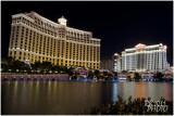 Hotel Bellagio and Caesars Palace