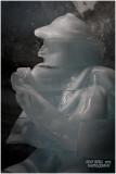 Ice Sculpture Sherlock Holmes