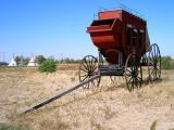 wagon - great platte river road