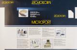 Boîte pour Microport