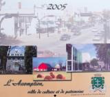 Calendrier Ville de L'Assomption 2005