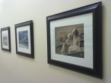 Photo en exposition à Augusta Georgie, USA