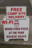 Cape Disapointment campground has the best amenities!