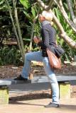 Bird watching in Sydney Botanical Garden